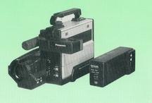 Videokamery VHS