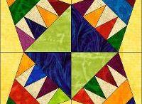 Piecin' Love Patterns & Quilts / by Terri Petasek