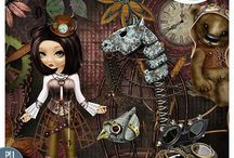 Steampunk World by Pat's Scrap / http://digital-crea.fr/shop/index.php?main_page=index&cPath=155_489&zenid=f3f5dd363c40c1f8a6b0aaa5fc4f393a https://www.mymemories.com/store/designers/Pat's_Scrap http://www.digiscrapbooking.ch/shop/index.php?main_page=index&manufacturers_id=152