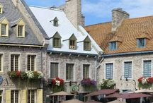 Sightseeing Quebec / Sightseeing, nature parks, and beaches of Quebec Canada.