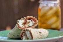 Recipe Ideas -  Lunches