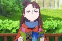 Akko (atsuko kagari) little witch academia
