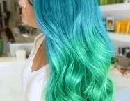New ways to dye my hair / ❤️❤️❤️