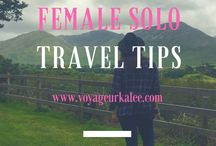 Travel Tips / Travel tips for all locations for everyone!