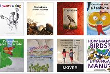 Te Reo - Books for the Classroom