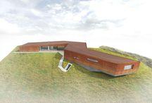 Rodinný dům v Břeclavi / více na webu... http://www.vysehrad-atelier.cz/projekty/rodinny-dum-v-breclavi/