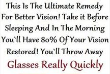 this is the ultimate remedy. for restore your vision.