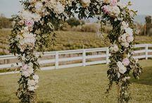 Wedding arch - Boldogságkapu