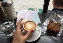 Coffee with Dina