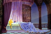 Sleeping Beauty / by Crystal Mascioli
