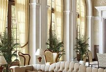 Classical interiors / by Laara Copley-Smith Garden Design