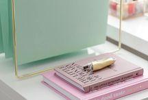 Pastels • OFFICE COLOURS