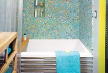 Guest bath idea's / by Monica Schotanus