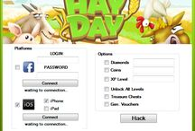 Hay Day Hack Cheats ! / the only working hack / by Nassim Mekarnia