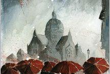 RAIN / by Sheila Minnich