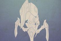 StarCraft II / by Raul Perez Bellas