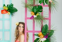 A Tropical Paradise Wedding