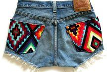 DIY Shorts / DIY shorts for summer