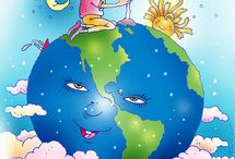 Plakaty poglądowe przedszkole