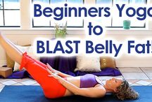 yoga weight loss flat belly