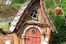 Faerie houses / by Shasta Kearns Moore