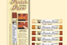 Finish Fixer / Howard Finish Fixer is a quick and easy way to fill and repair minor nicks and abrasions on any wood surface. Use to fix cracks, scratches, scrapes, nicks, splits, dents, knot holes, chips, gouges, nail holes, pits, corner joints. Comes in seven colors: Neutral, Golden Oak, Walnut, Cherry, Mahogany, Dark Walnut, Dark Oak.