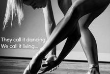 Dance inspiration / Here are some words of inspiration that all dancers need once in a while...  #dance