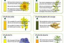 les bienfaits des huiles végétales