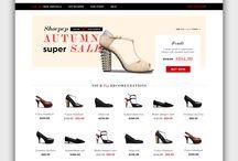 ecommerce / ecommerce webdesign inspiration