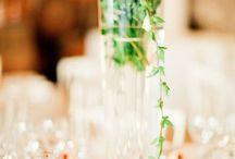 Décoration tables mariages