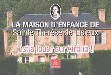 La Maison d'enfance de Sainte Thérèse de Lisieux / La Maison de sainte Thérèse de Lisieux est en location sur Airbnb!