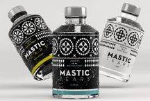Mastic Tears / Mastic Tears Classic, Lemon & Dry: Elegant aromatic mastic spirit liqueur with a sweet & refreshing aftertaste. Enjoy well chilled as a shot, in cocktails or as an after dinner digestive drink.