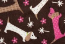 Fabrics / by Rae Williams