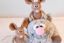 crochet home animal