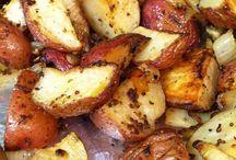 Potatoes / Just potato recipes, that's all.