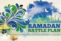 Ramadan Battle Plan 2013 / Ramadan Planner