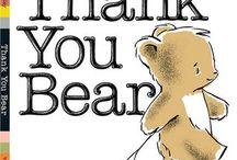 book nook: Thank You Bear