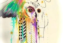~~**OwLs**~~ / by Crystal Richardson