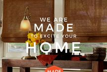 We Are || Made Blinds / We are #MadeBlinds, and we may be new, but we're no newbies when it comes to window coverings. We have 20 years of experience behind us as the brainchild of the #1 window coverings seller. We can give you the best prices on all the coolest styles, that are fashionable and on trend, along with the smartest advice to help you achieve your style nirvana. We believe ordering window coverings online should be simple, exciting, and fun. So let's get cracking!