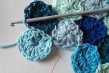 Knitting, sewing etc