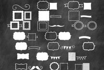 photoshop brushes,actions and shapes