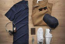 FASHION • Men's Outfit (Grid)