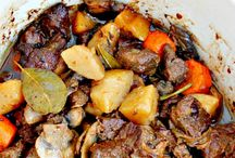 Slow Cooked Beef