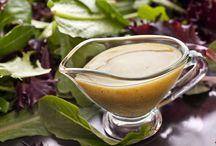 Salads & salad dressing / by Leslie Gray