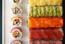 A. Sushi & Sashimi Ideas