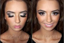 Makeup Fun :) / by Brittney Alyss