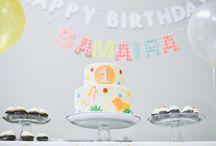 Samaira's First Birthday / First Birthday