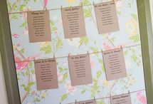 Wedding/Event Seating Plan Ideas