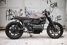 BMW K75 Scrambler & more