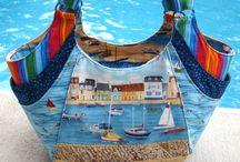 letní taška